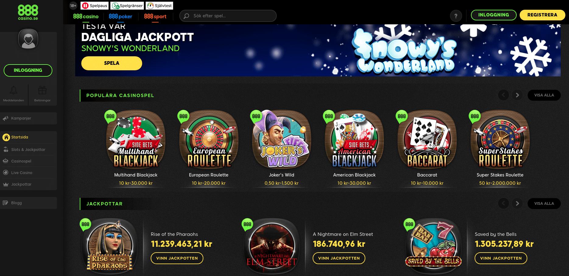Casino 888 Sport